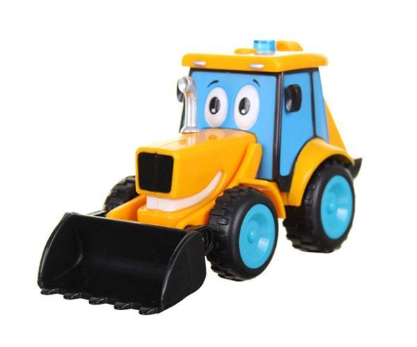 Pala cargadora de juguete JCB Golden Bear 4013