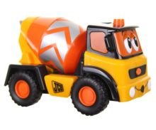 Camión hormigonera de juguete JCB Golden Bear 4014 - Ítem2