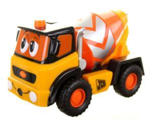 Camión hormigonera de juguete JCB Golden Bear 4014