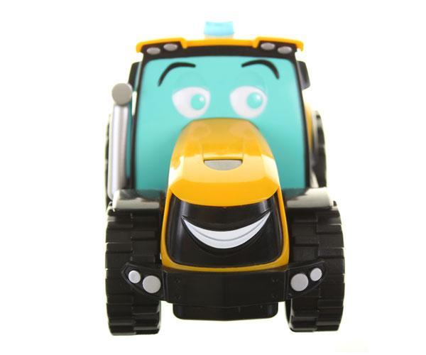 Tractor de juguete JCB Fastrac Freddie Golden Bear 4015 - Ítem2