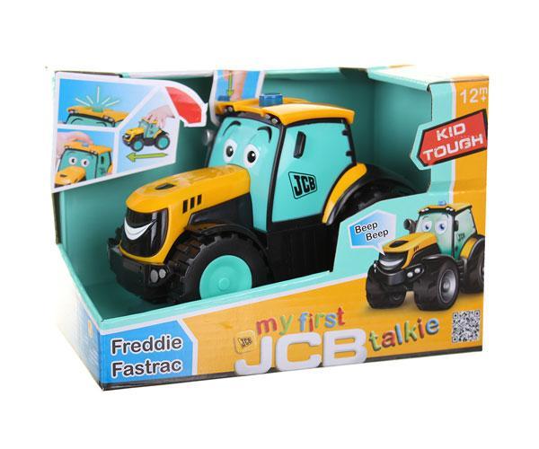 Tractor de juguete JCB Fastrac Freddie Golden Bear 4015 - Ítem3