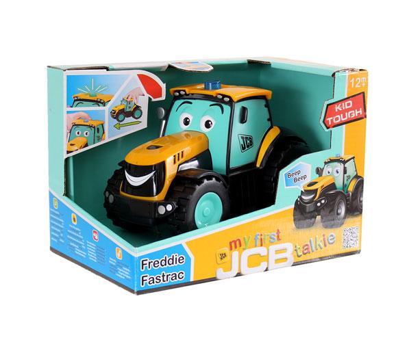 Tractor de juguete JCB Fastrac Freddie Golden Bear 4015 - Ítem4