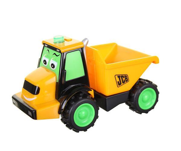Dumper de juguete JCB Golden Bear 4016 - Ítem1