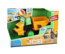 Dumper de juguete JCB Golden Bear 4016 - Ítem4