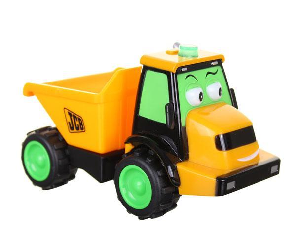 Dumper de juguete JCB Golden Bear 4016
