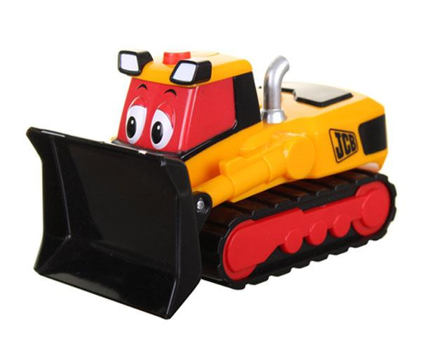 Excavadora de cadenas de juguete JCB Golden Bear 4017 - Ítem1