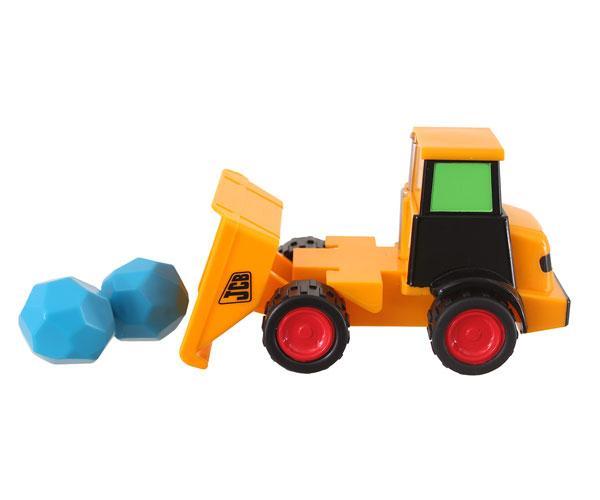 Dumper de juguete JCB Golden Bear 4033 - Ítem3