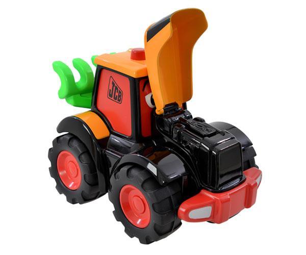 Tractor de juguete JCB Fastrac Freddie-Golden Bear-4035 - Ítem1