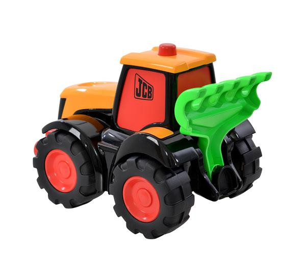 Tractor de juguete JCB Fastrac Freddie-Golden Bear-4035 - Ítem2