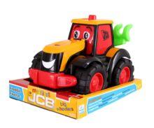 Tractor de juguete JCB Fastrac Freddie-Golden Bear-4035 - Ítem5