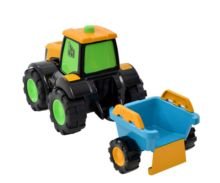 Tractor de juguete JCB con remolque Golden Bear 4036 - Ítem2