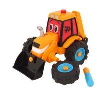 Excavadora de juguete JCB Golden Bear 4037 - Ítem4