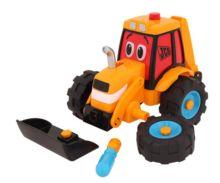 Excavadora de juguete JCB Golden Bear 4037 - Ítem6