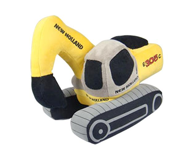 Peluche excavadora NEW HOLLAND 305C