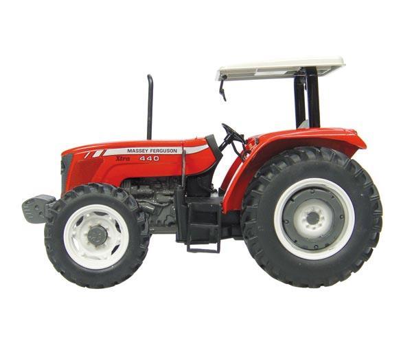 UNIVERSAL HOBBIES 1:32 Tractor MASSEY FERGUSON 440 XTra - Ítem1