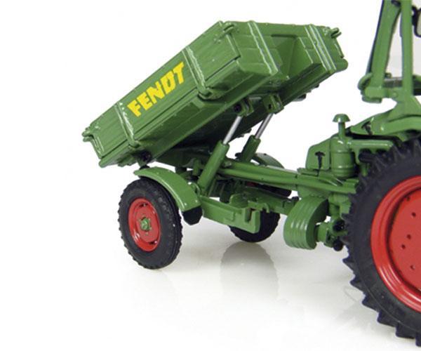Replica tractor porta aperos FENDT 231 GT - Ítem4