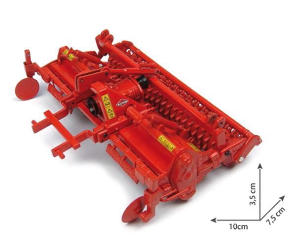 Replica fresadora KUHN EL 162 - Ítem1