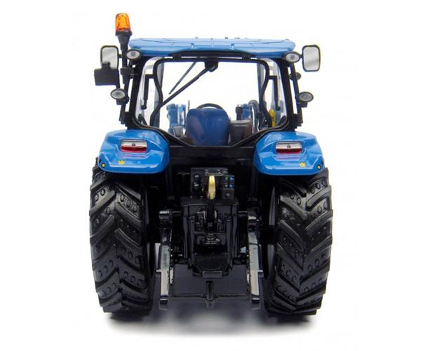 Replica tractor NEW HOLLAND T6.140 con pala 740 TL - Ítem2