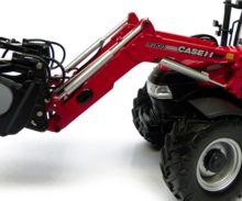 Replica tractor CASE-IH Farmall 115U con pala - Ítem3