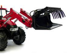Replica tractor CASE-IH Farmall 115U con pala - Ítem4