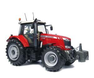 Replica tractor MASSEY FERGUSON 7726 (2015)