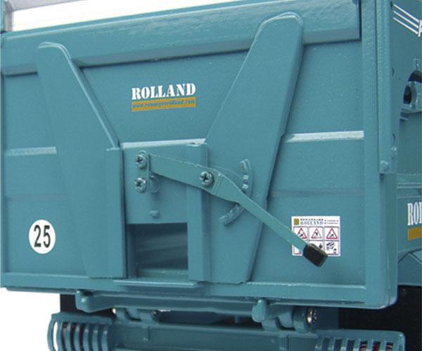 Replica remolque ROLLAND Rollspeed 6835 - Ítem2