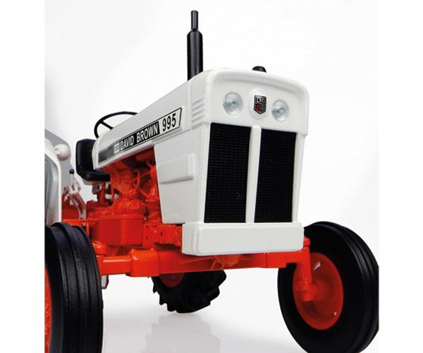Réplica tractor CASE DAVID BROWN 995 Universal Hobbies UH4885 - Ítem5