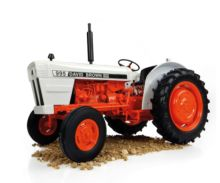 Réplica tractor CASE DAVID BROWN 995 Universal Hobbies UH4885 - Ítem9