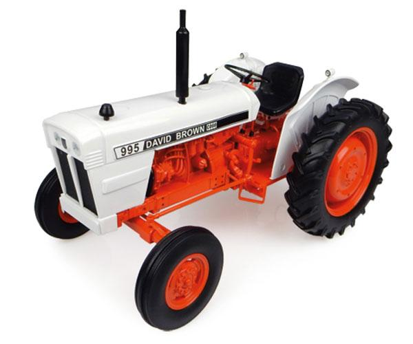 Réplica tractor CASE DAVID BROWN 995 Universal Hobbies UH4885
