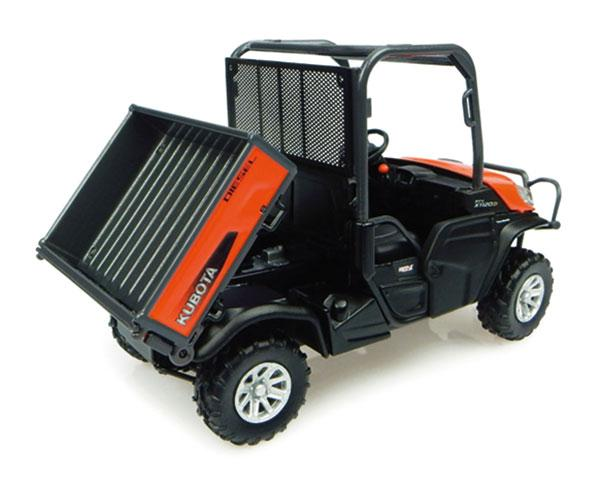 Réplica vehículo KUBOTA RTV X1120D Universal Hobbies UH4897 - Ítem5
