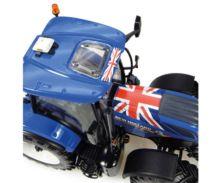 Réplica tractor NEW HOLLAND T7.225 Union Jack Edition Universal Hobbies UH4901 - Ítem2