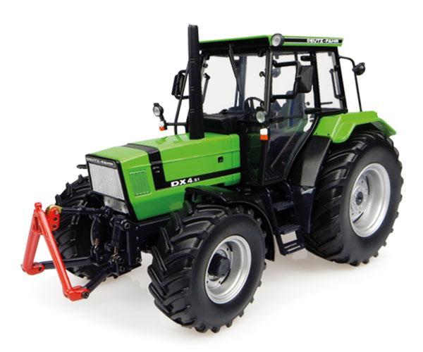Réplica tractor DEUTZ-FAHR DX 4.51Universal Hobbies UH4905