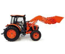 Replica tractor KUBOTA M5-111 con pala UH4924 Universal Hobbies - Ítem1