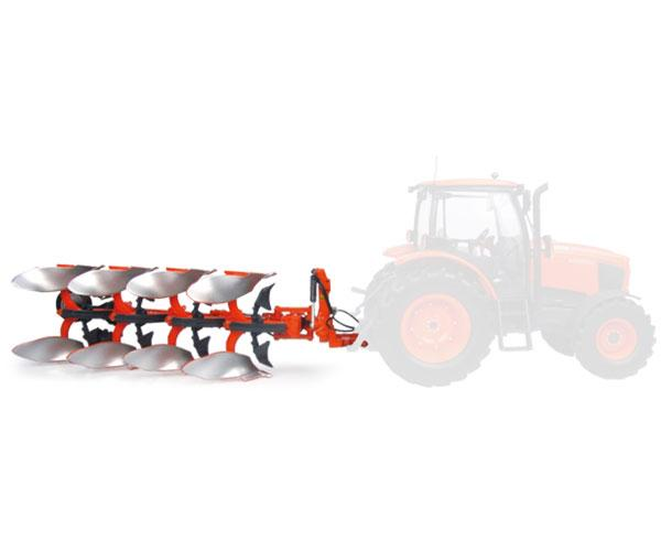 Replica arado KUBOTA RM2005V UH4930 Universal Hobbies - Ítem1