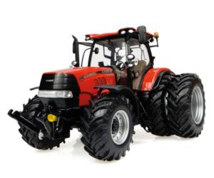 Réplica tractor CASE IH Puma CVX 240 ruedas gemelas Universal Hobbies UH4933