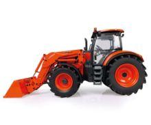 Replica tractor KUBOTA M7171 con pala UH4940 Universal Hobbies - Ítem1