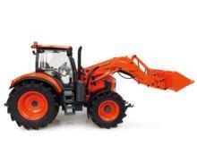 Replica tractor KUBOTA M7171 con pala UH4940 Universal Hobbies - Ítem3