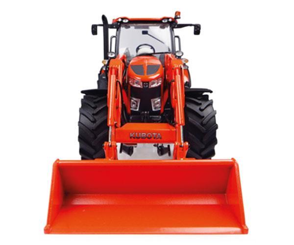 Replica tractor KUBOTA M7171 con pala UH4940 Universal Hobbies - Ítem4