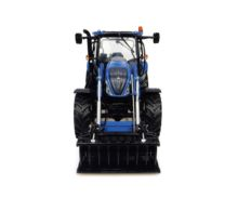Réplica tractor NEW HOLLAND T6.145 con pala 740TL Universal Hobbies UH4956 - Ítem3