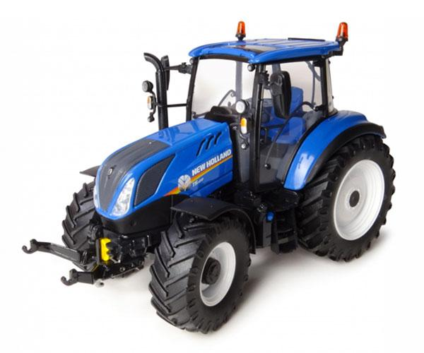 Réplica tractor NEW HOLLAND T5.210 Universal Hobbies UH4957 - Ítem1