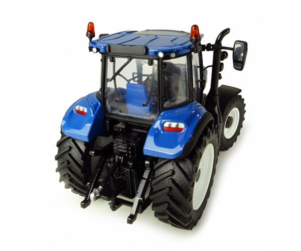 Réplica tractor NEW HOLLAND T5.210 Universal Hobbies UH4957 - Ítem4