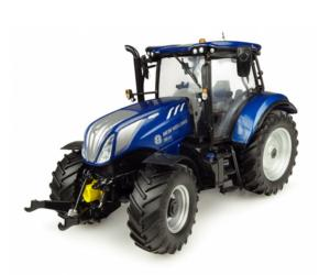 Réplica tractor NEW HOLLAND T6.175 Blue Power Universal Hobbies UH4959