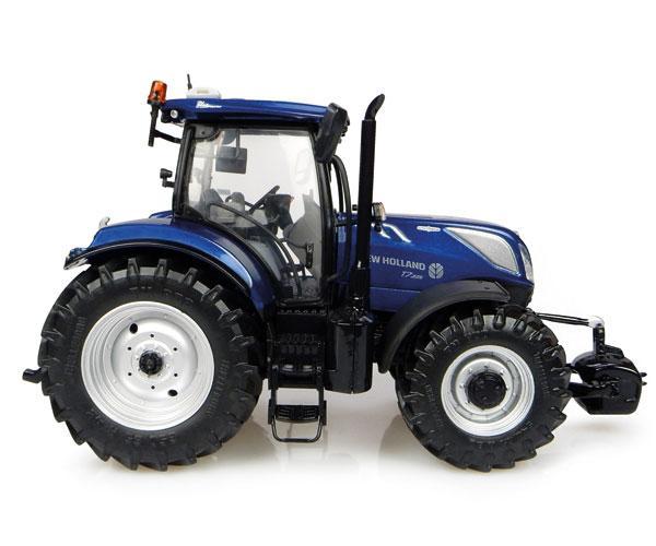 Réplica tractor NEW HOLLAND T7.225 Blue Power Universal Hobbies UH4976 - Ítem2