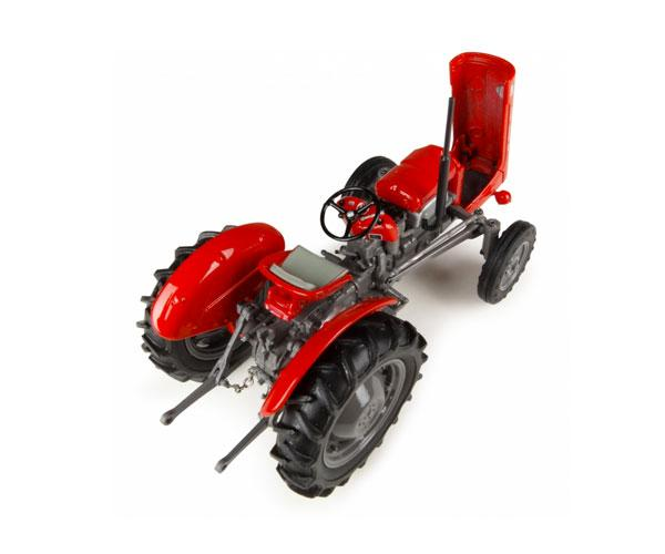 Réplica tractor MASSEY FERGUSON 135 Universal Hobbies Uh4989 - Ítem1