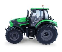 UNIVERSAL HOBBIES 1:32 Tractor DEUTZ-FAHR TTV 7250 - Version 2017 - Ítem1