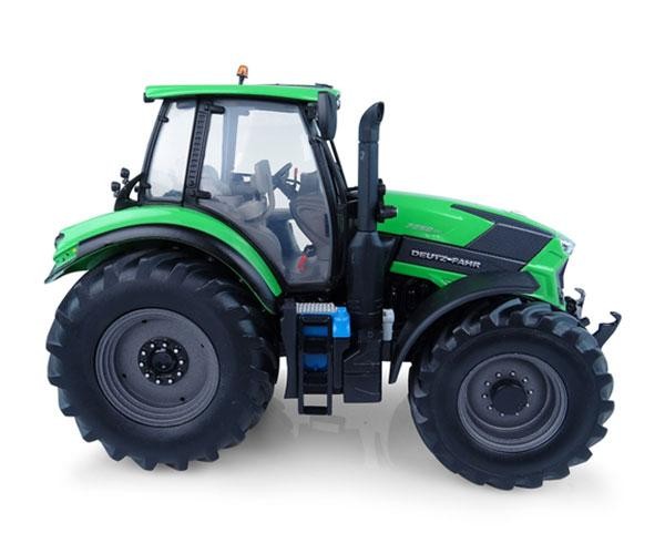 UNIVERSAL HOBBIES 1:32 Tractor DEUTZ-FAHR TTV 7250 - Version 2017 - Ítem2