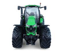 UNIVERSAL HOBBIES 1:32 Tractor DEUTZ-FAHR TTV 7250 - Version 2017 - Ítem4