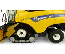 UNIVERSAL HOBBIES 1:32 Cosechadora NEW HOLLAND CR10.90 Revelation - Ítem5