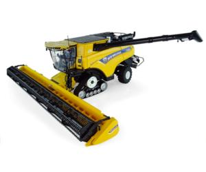 UNIVERSAL HOBBIES 1:32 Cosechadora NEW HOLLAND CR10.90 Revelation