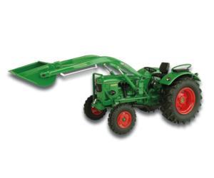 UNIVERSAL HOBBIES 1:32 Tractor DEUTZ-FAHR D 60 05 - 2WD UH5254